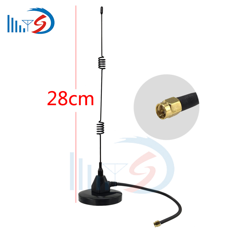 Shenzhen SD Communication Equipment Co., Ltd_Big Sucker Plate Base 2400-2500MHz High Gain Omni Directional Antenna