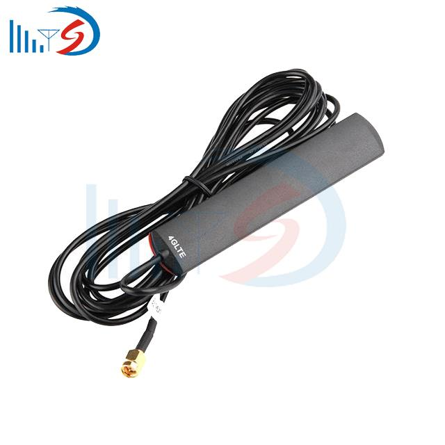 Shenzhen SD Communication Equipment Co., Ltd_Plastic Adhesive Base 4G LTE Omni Directional Antenna With 3m RG174 Cable