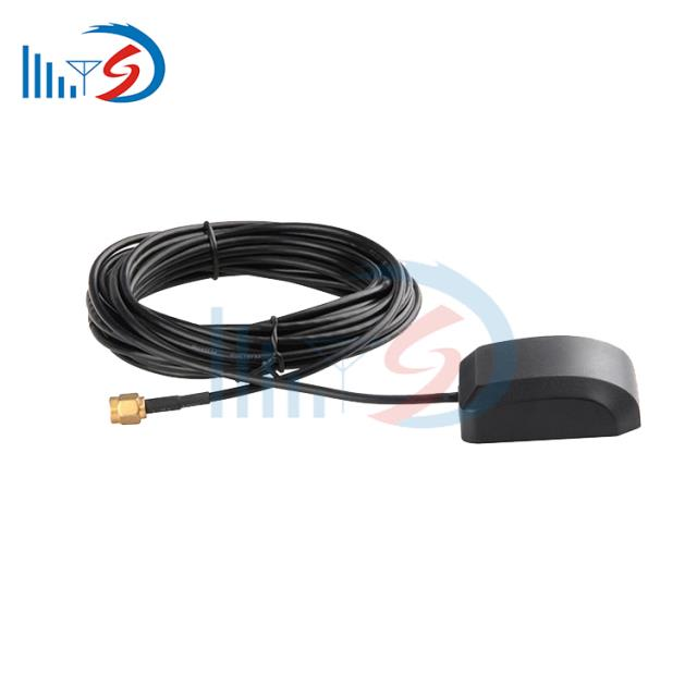 Shenzhen SD Communication Equipment Co., Ltd_Hign Gain Auto GPS Navigaiton Signal Antenna SMA Connector With Booster