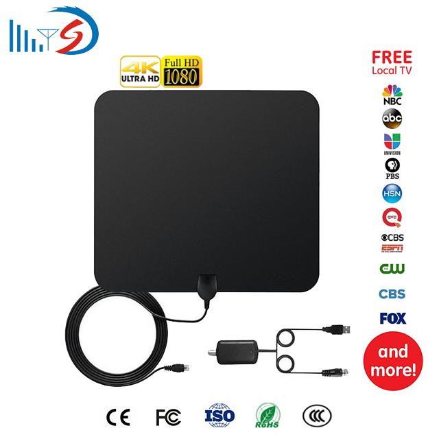 Shenzhen SD Communication Equipment Co., Ltd_4K Full HD Active Square Thin Film antenna